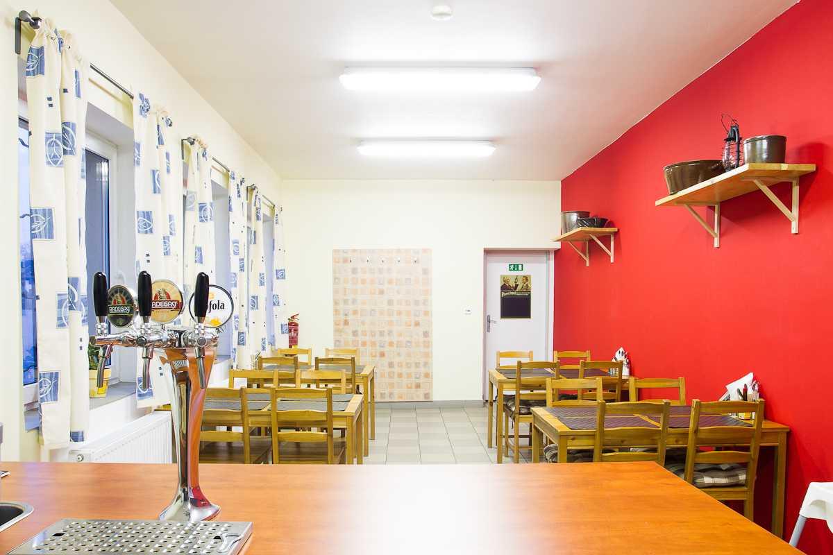 Pizzerie - interiér 2