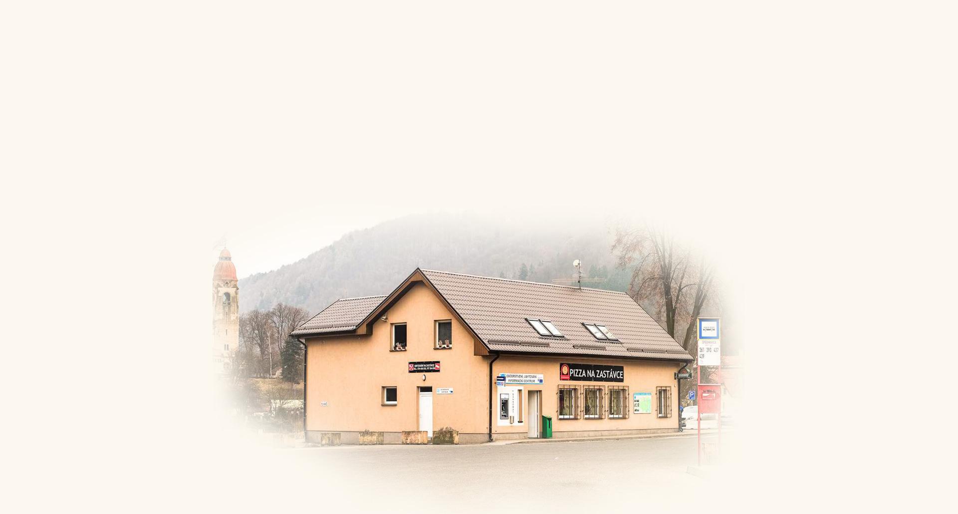 Ubytování Štěchovice